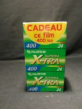 Fujifilm Advanced Photo System Nexia 400 Speed 24mm 3 x24 exp. - Expired 11/2006