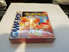 Pokemon Red Boxed Gameboy Game In fantastic Condition