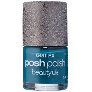 Beauty UK Posh Polish Nail Varnish Lacquer Nail Art,  23 GRIT FX PRINTWORKS