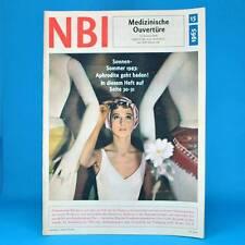 DDR NBI 15/1965 - Diskusfisch Nicaragua Bademode Raumfahrt-Medizin Magdeburg