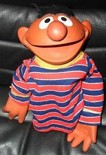 Sesame Street Ernie Hand Puppet, 1970's, Muppets, Jim Henson
