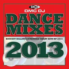 DMC Dance Mixes 2013 DJ CD Party Disco Triple Disc Set ( 3 x CD )