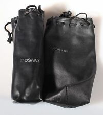 LENS POUCHES, SET OF 2