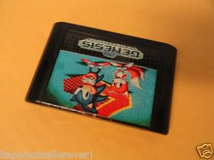 Sega Genesis Game Sonic the Hedgehog 2 for use with Sega Genesis System