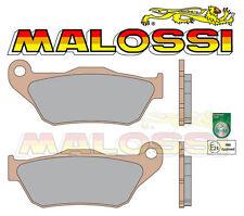 Plaquettes frein MALOSSI Avant AV MBK Skycruiser YAMAHA X-Max 125 250 BRAKE PADS