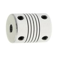 Flexible Couplings 5 to 5mm Shaft for NEMA 17 RepRap 3D Printer or CNC