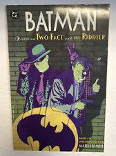 Batman: Featuring Two-Face And The Riddler |TPB Paperback (VF/NM)(1995)