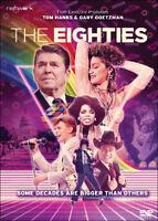 The Eighties DVD (2017) Gary Goetzman cert E 2 discs ***NEW*** Amazing Value