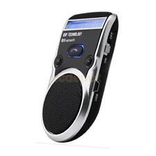 Wireless Bluetooth Hands Free Car Kit Speakerphone Speaker Phone Visor Clip
