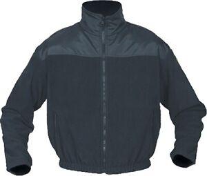 NEW Blauer Softshell Fleece Jacket  Dark Navy Law Enforcement 4650 B.Warm  XL