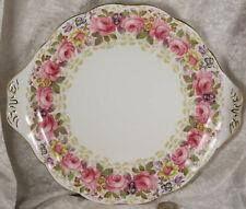Royal Albert fine bone china Serena sandwich plate wedding afternoon tea