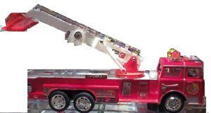 Fire Truck, Bump & Go