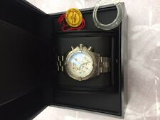 Breitling Chrono Avenger M1 titanium mens watch E73360