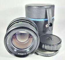Rollei Rolleinar-MC 55mm f/1.4 Fast Standard Prime Camera Lens ⌀52 - QBM Mount
