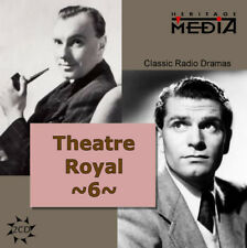 Laurence Olivier/Robert Donat/Alec Guinness : Theatre Royal: Classic Radio
