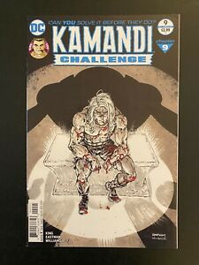 Kamandi Challenge 9 Gem Mint Uncirculated DC Comic Book QL57-68