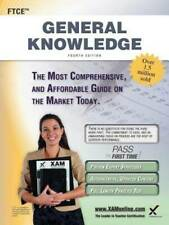 FTCE General Knowledge Teacher Certification Study Guide Test Prep - ACCEPTABLE