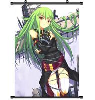 4122 Anime CODE GEASS Hangyaku no Lelouch C C wall Poster Scroll