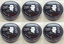 6 x GATSBY Wax Mat + Hard Gel Hair Shine free Japan Series For Men Styling 25 g