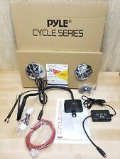 Pyle PLMCA51BT Bluetooth Weatherproof Speaker & Amplifier System