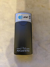 Sierra Wireless AT&T AirCard 875u laptop modem