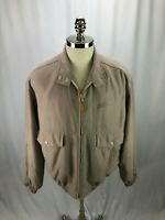 Kenzo Golf Men's Beige Jacket Size 4 US XL