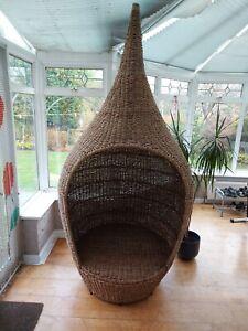 Large Banana Leaf Pod Chair (please read description re collection)
