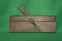 """FINE USER Antique 1-1/4"""" HOLLOW Woodworking Carpenters Moulding Plane Inv#PH10"""
