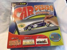 Art Lab: Car Design Studio (Complete) It Lights Up