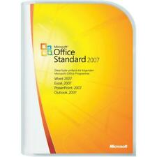 Microsoft Office 2007 Standard Edition ( Outlook, Word, Excel, Power Point )