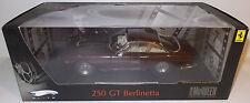 CARS : 250 GT BERLINETTA 1/18 SCALE DIE CAST MODEL FROM THE STEVE MCQUEEN SERIES