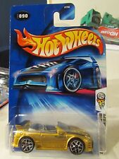 Hot Wheels Mitsubishi Eclipse 2004 First Editions #090 Gold