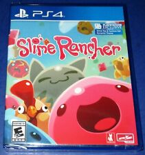Slime Rancher PS4 *New! *Factory Sealed! *Free Shipping!