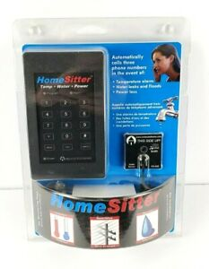 Control Products FreezeAlarm HomeSitter Temperature Water Power Alarm HS-700 NEW
