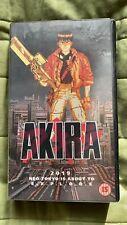 Akira Anime Vhs