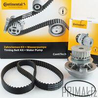 CONTITECH CT720WP1 Zahnriemensatz mit CONTI Wasserpumpe Opel Astra 1.6 2.0 + GSI