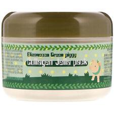 Elizavecca, Green Piggy, Collagen Jelly Pack, 3.53 oz (100 g)