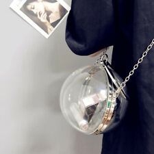 handmade transparent ball purse  handbag shoulder bag