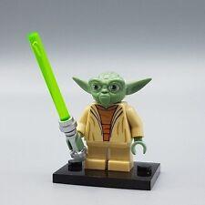 LEGO® Star Wars™ Minifigur Figur < Yoda > 75002 sw446