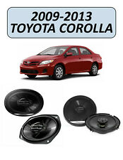 Fits TOYOTA COROLLA 2009-2013 Speaker Replacement Combo Kit, PIONEER