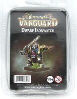 Kings of War Vanguard MGVAD205 Dwarf Ironwatch (Dwarfs) Warrior Rifle Marksman