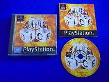 ps1 DEVIL DICE Very Rare Game Boxed COMPLETE PAL Playstation 1 ps2 ps3