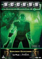 Access, vol. 1 / avalon -3D - Coffret 2 DVD -