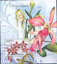 Bissau-Guinean Souvenir Sheet Famous People Postal Stamps