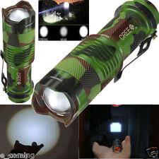 UltraFire 2000LM 3-Mode Adjustable CREE XM-L T6 LED Flashlight Torch Lamp GN