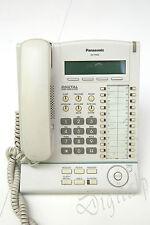 Panasonic Phone KX T7630 White Used