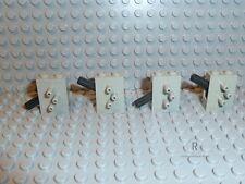 LEGO® Technic Pneumatic 4x Kippschalter in alt hellgrau 4694c01 8868 8462 R549