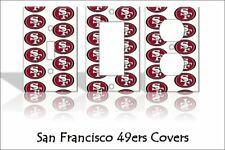 San Francisco 49ers Light Switch Covers Football NFL Home Decor Outlet