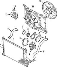 Genuine Radiator 31293550