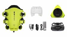 QYSEA FIFISH V6 Underwater Drone with Head-Tracking Function + VR Box + 100M Cab
